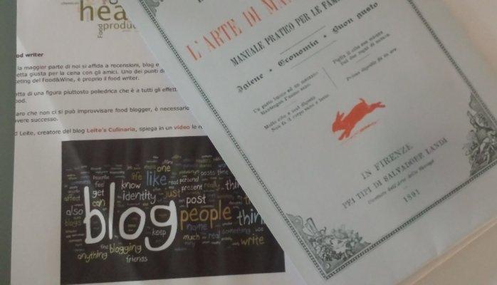 Il primo food blogger della storia è nato nel 1820