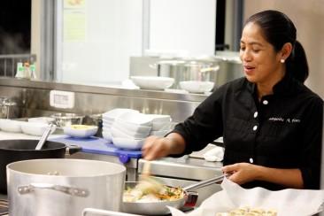Premiata Margarita Forès, cuoca filippina innamorata di Artusi