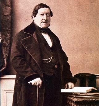 Quel gran genio di Rossini, tra orchestra e buon cibo
