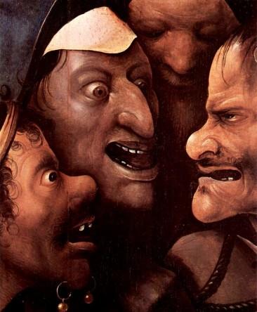 Buonanotte giganti/ Ma quanto si divertiva Hieronymus Bosch?