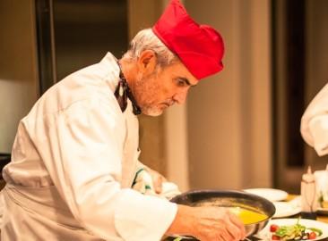 Premiato a Cesena Gino Angelini, lo chef dei vip