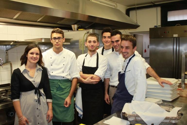 Intervista allo chef Gianluca Gorini, astro nascente della cucina italiana